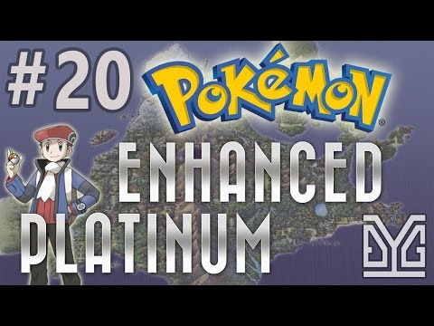 Pokémon Enhanced Platinum Nuzlocke #20: 1 Đổi 1 :v