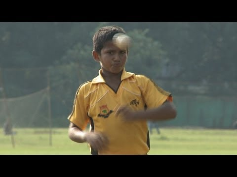 Musheer Khan — the 8-year old who dismissed Yuvraj Singh — Part 1