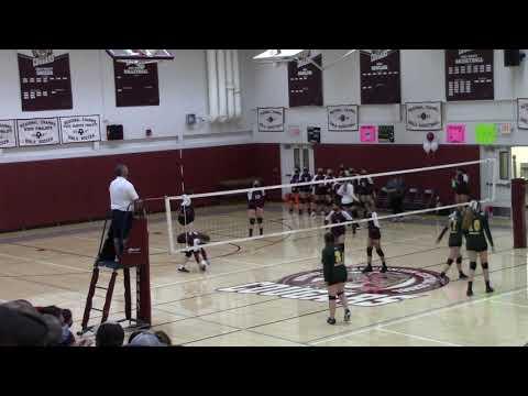 NAC - NCCS Volleyball  9-21-21