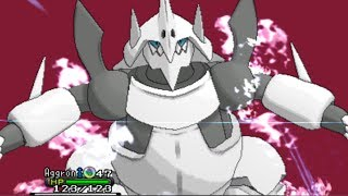 Pokemon X And Y Part 86 How To Get Mega Aggron