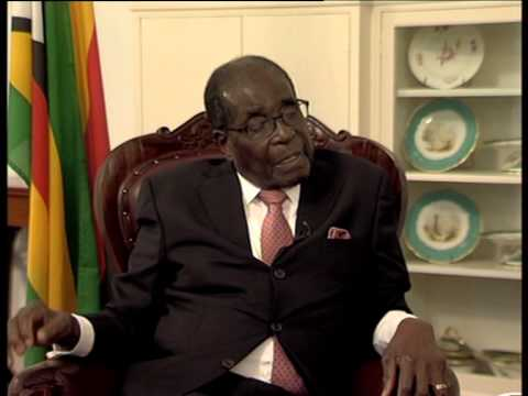 Interview with President Mugabe as he turns 90 II Part 5
