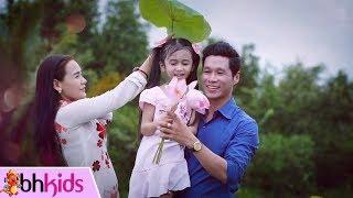 Ba Mẹ Cho Con - Bé Tú Anh | Nhạc Thiếu Nhi [MV 2017]