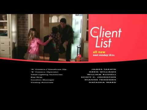The Client List ~ 2X09