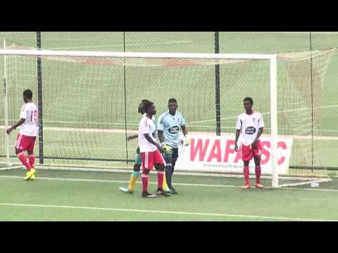 VIDEO: Watch how WAFA SC beat Wa All Stars 2-1 in the Ghana Premier League