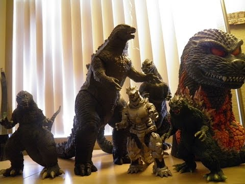 Jakks Pacific Giant Size Godzilla Review