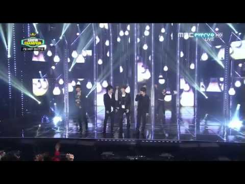 120221 FT Island No.1 Encore @ Show Champion