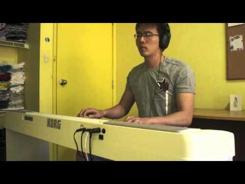 Nấc thang lên thiên đường (I miss you) - piano cover!