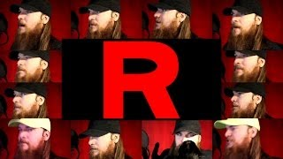 Pokemon Red/Blue/Yellow Team Rocket Hideout Acapella