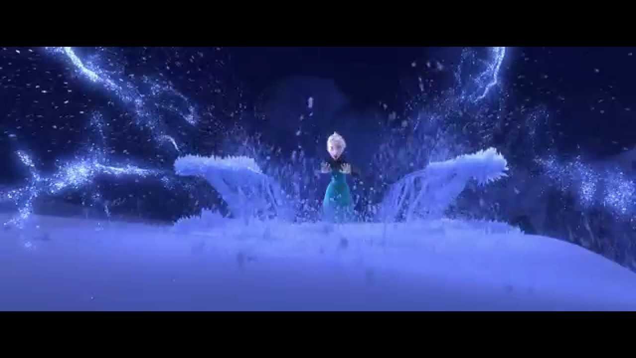 Disney S Frozen Quot Let It Go Quot Gezongen Door Willemijn