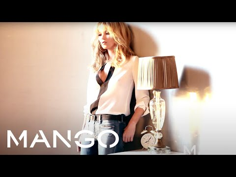 Kate Moss for MANGO Spring 2012 - Spy Game -The making of
