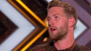 Matt Linnen: Nicole FALLS in LOVE with His Blue Eyes, And...His Voice - The X Factor UK 2017