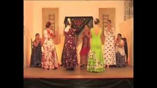 Aprende a bailar sevillanas. Parte 18