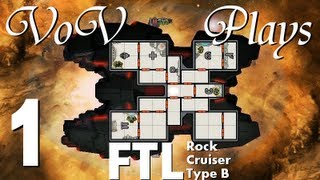 VoV Plays FTL: Rock Cruiser Type B - Part 1: Wrath Of The Gods view on youtube.com tube online.
