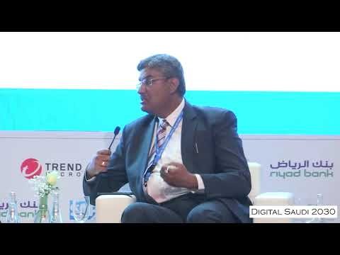 Digital Saudi 2030 – Digital Leaders Discuss the Transformative Power of Digital Tech
