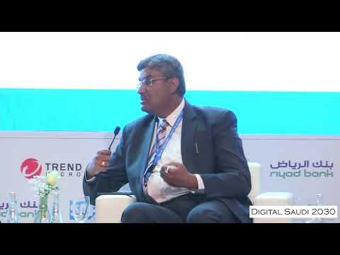 Digital Saudi 2030 – Digital Leaders Discuss the Transformative Power of Digital Tech