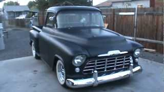 1955 Chevy Truck Update