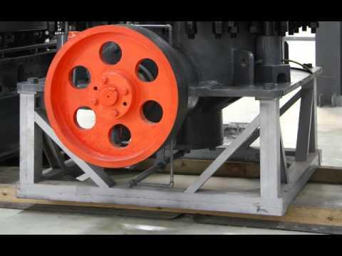 maquinaria trituradora para la fabricacion de conservas