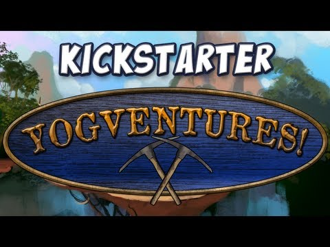 Yogscast - Yogventures! The Yogscast Game - Kickstarter Video