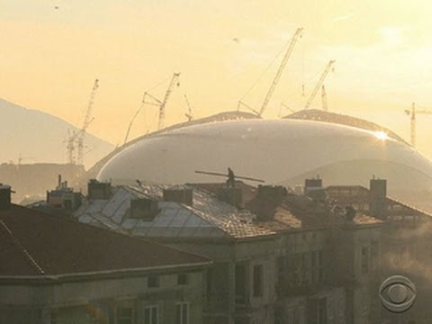 Corruption drives up cost of Sochi Olympics