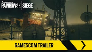 Tom Clancy's Rainbow Six Siege - Gamescom 2015 Trailer