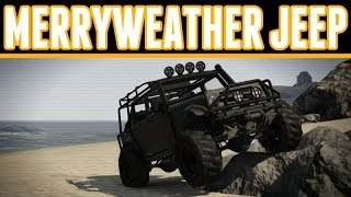 Grand Theft Auto 5 Online : How To Get The Merryweather