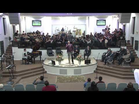 Orquestra Sinfônica Celebração - Decido crer - 20 05 2018