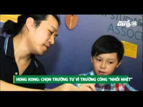VTC14_Hong Kong: Chọn trường tư thay vì trường công