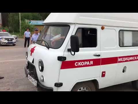ДТП с участием трёх автомобилей произошло в Бердске