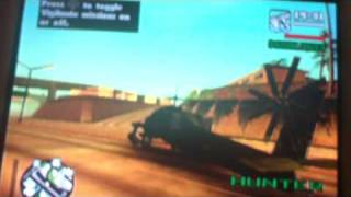How To Open A Parachute On GTA SA