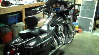 New Biketronics Stereo Install On My 2007 Harley Street Glide