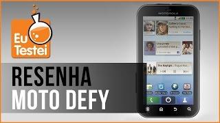 Smartphone Motorola Defy MB525 Resenha Brasil