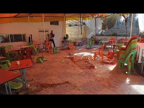 Φονικό χτύπημα στο πανεπιστήμιο της Δαμασκού
