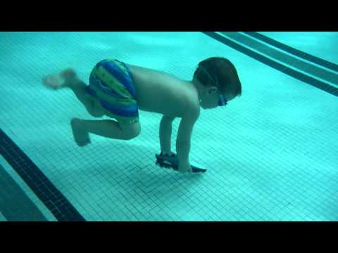 3yo William Diving...