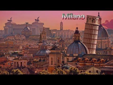 جولة في ميلانو