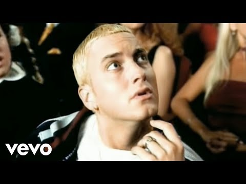 Eminem - The Real Slim Shady (Edited), Music video by Eminem performing The Real Slim Shady. (C) 2000 Aftermath Entertainment/Interscope Records