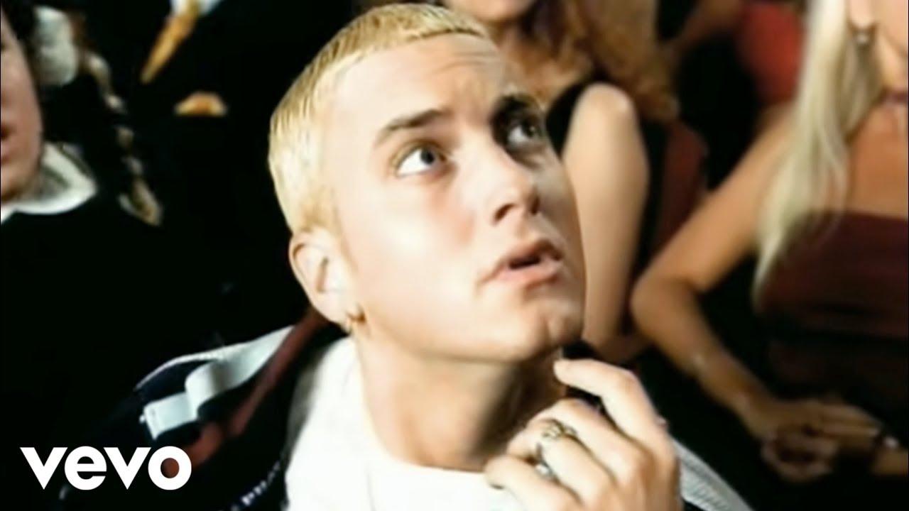Eminem - Magazine cover