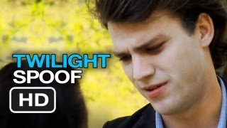 Twilight New Moon Spoof Rise Of The Man Wolf (Jacob