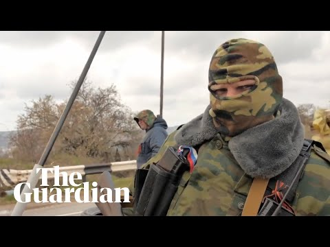 Pro-Russian separatists: Crimea is just the beginning