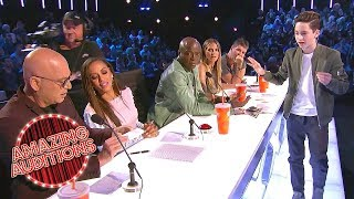 America's Got Talent 2017 - Amazing Magic Acts and Illusions - Part 2