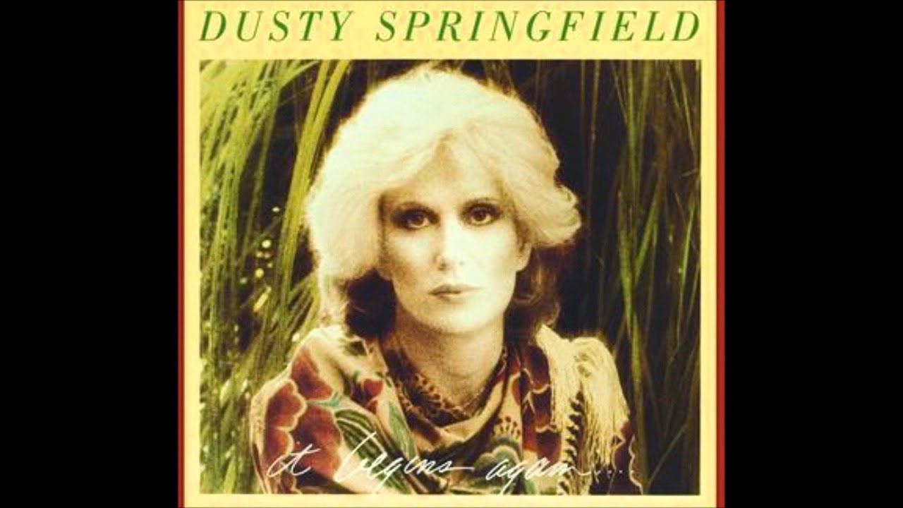 Dusty Springfield The Beatle GirlStay Awhile
