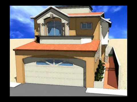 Planos de casas modelo san florencio 93 arquimex planos for Modelos de casas procrear clasica