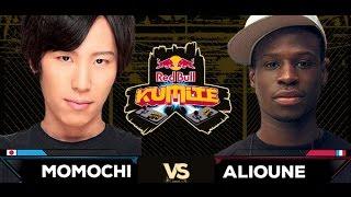 Red Bull Kumite 2016 : Momochi vs. Alioune - Losers Round 2