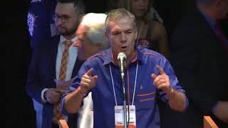 Deputado federal Zé Silva participa da Convenção Nacional do Solidariedade