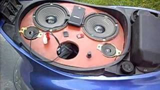 Piaggio Zip 1992 - Sound System Tuning view on youtube.com tube online.