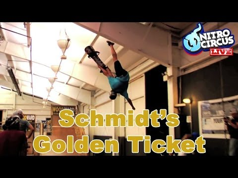 Schmidt's Golden Ticket