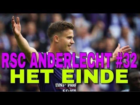 FIFA 18 : RSC ANDERLECHT CAREER MODE #32 - HET EINDE !