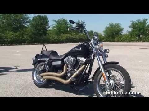 2007 Harley Davidson Streetbob Street Bob