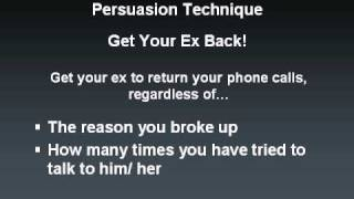 How To Get Your Ex To Call You On The Phone
