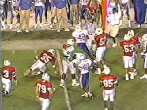 Jared Lorenzen vs  Louisville 2000