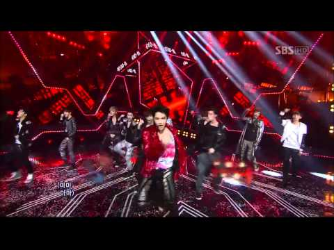 [Live HD 720p] 120520 EXO - MAMA - Inkigayo